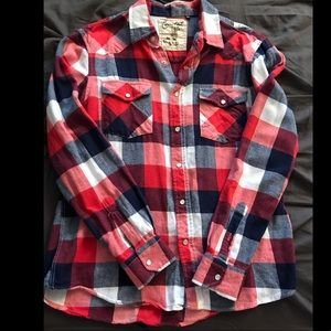 Other - Flannel Plaid shirt